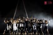 Einstein - premieră absolută de dans contemporan, coregrafia Aleisha Gardner